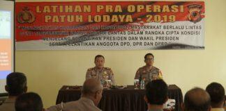 Operasi Patuh Lodaya, 29 Agustus sampai 11 September 2019