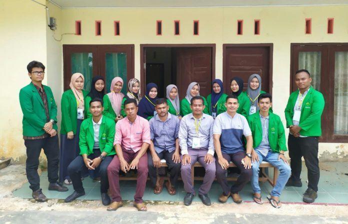 Keuchik Gampong Mancang, Sambut Baik Mahasiswa KKN Kelompok 09 Unimal