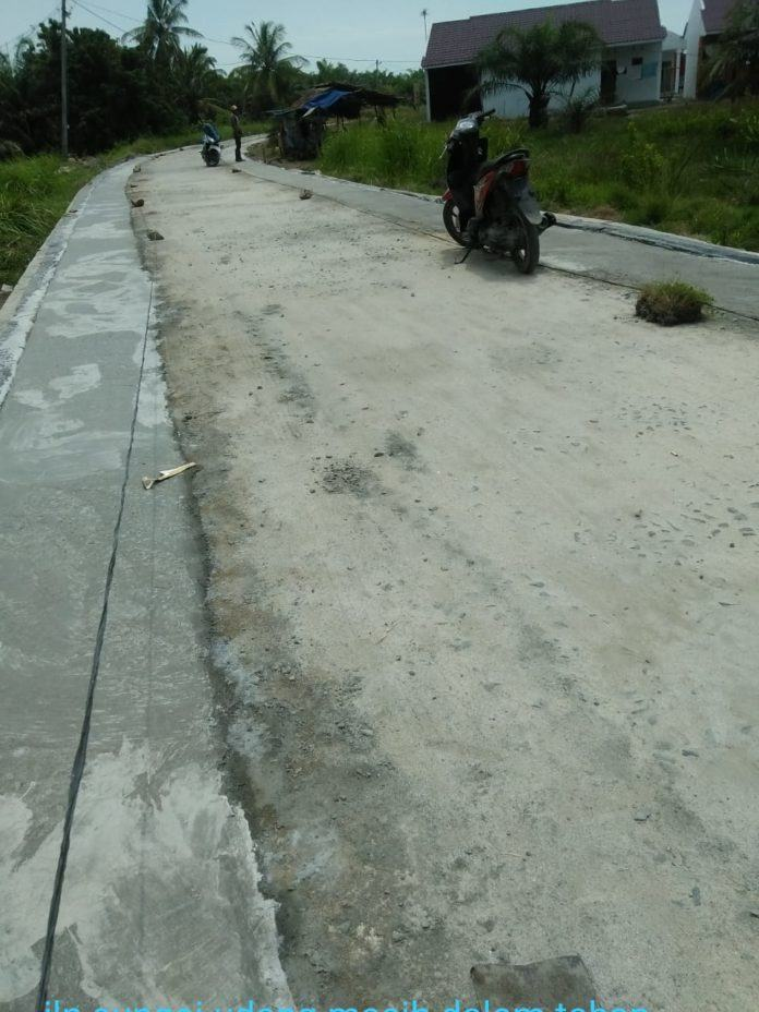 Warga Desa Mesjid Lama, Apresiasi Pemkab Batu Bara