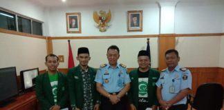 Demo Kemenkumham Sumut, HIMMAH Minta Copot Kalapas Sibolga