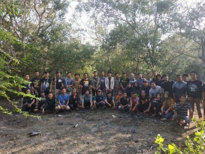 Komunitas Pecinta Alam, Dorong SDM Unggul dan Batu Bara Maju