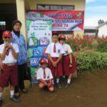 Rayakan HUT RI ke-74, PKPA Lakukan Kegiatan ZERO WASTE EVENT di Kecamatan Barusjahe