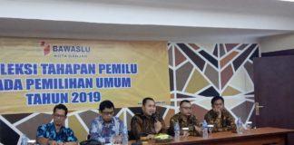 Refleksi Tahapan Pemilu, Bawaslu Banjar Lakukan Pendidikan Politik Masyarakat