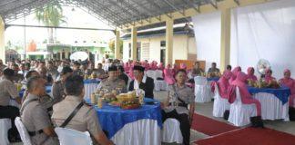 Kapolres Banjar, Hijrah Dimaknai sebagai Transformasi