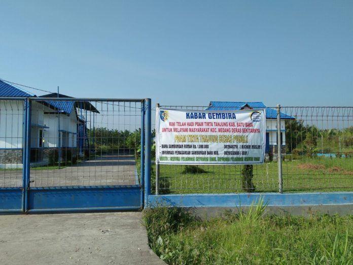 Dirut PDAM Tirta Tanjung, Anggota DPRD Belum Berani Memberikan Tanggapan