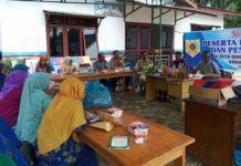 Desa Binanga Dua, Ajarkan Masyarakat UKM