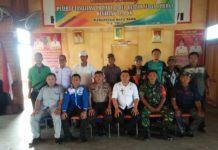 Rakor Kesiapan Turnamen Sepak Bola U14 Camat Talawi Cup I