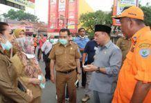 Pemkab Labuhanbatu, Buka 9 Posko Dampak Asap Karhutlah Riau