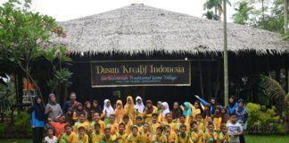 Kegiatan Outbound SD Negeri 050660 Kwala Bingai Stabat