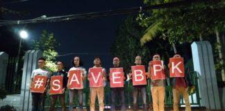 Situasi Darurat, Masyarakat Gelar Doa dan Sholawat #SelamatkanBPK*