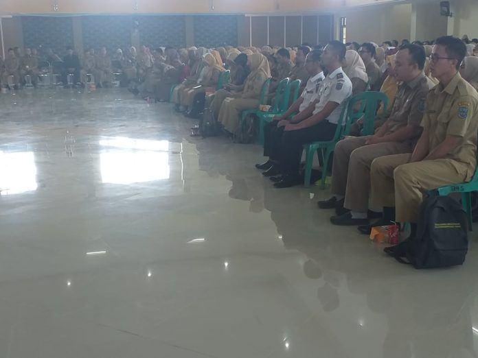 Pemkot Banjar, Adakan Pelatihan Dasar CPNS