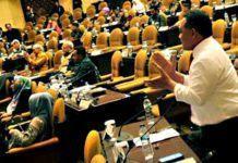 DPD RI Sahkan Tatib, 2 Calon Ketua DPD Tersingkir