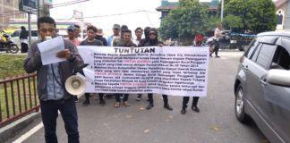 DPRD SUMUT, GARANSI Desak Kapolda Sumut Usut Tuntas Kasus Pelanggaran