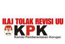 Tolak Revisi UU KPK, ILAJ Khawatir Jadi Komisi Perlindungan Koruptor