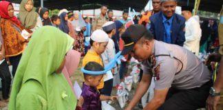 Peringatan Tahun Baru Islam, Kegiatan Berkah di Bilah Hilir