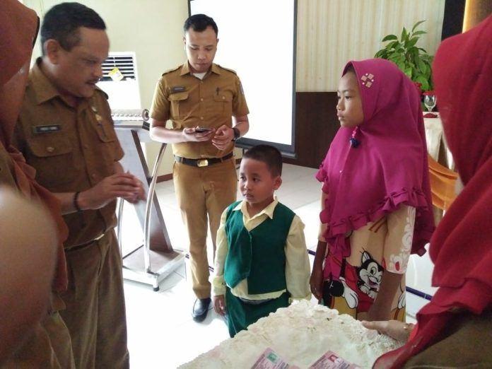 Disdukcapil Kota Binjai, Launching KIA