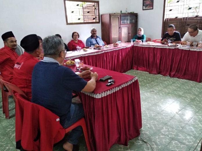 Pilkada Serentak 2020, PDIP Binjai Usung Calon Walikota Peduli Wong Cilik