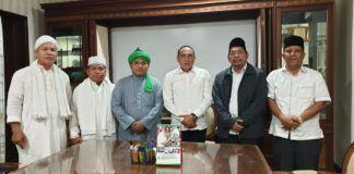 Gubsu Buka Launching Buku Dakwah Kerukunan Dan Kebangsaan TGB