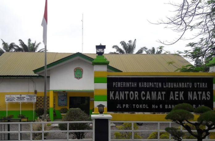 Camat Aek Natas, Akan Ganti Kadus Dusun ll Jarinjing