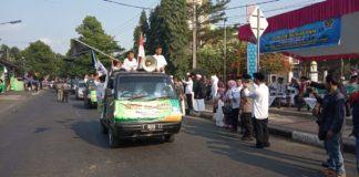 Tahun Baru Islam Banjar, Ribuan Masyarakat Pawai Ta'aruf