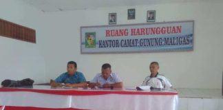Pendamping Desa Gunung Maligas, Mulai Fasilitasi Penyusunan RPJM Nagori