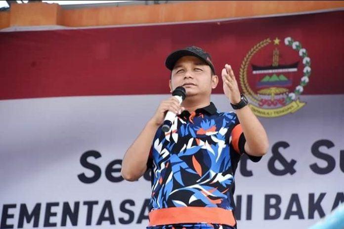 Ketua KNPI Sumut, Mahasiswa dan Pelajar Minta Bakhtiar Ahmad Sibarani