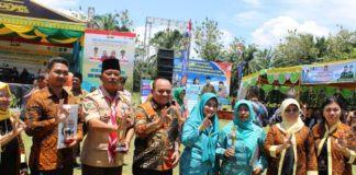 Hari Keluarga Nasional, Labuhanbatu Juara Mitra Kerja Mupen KB