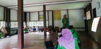 KKN 92 Unimal, Sosialisasikan Kewirausahaan dan Pelatihan Pemasaran