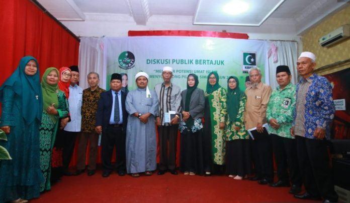 Pilkada Simalungun, Diskusi Publik FORHATI Menakar Potensi Umat Islam