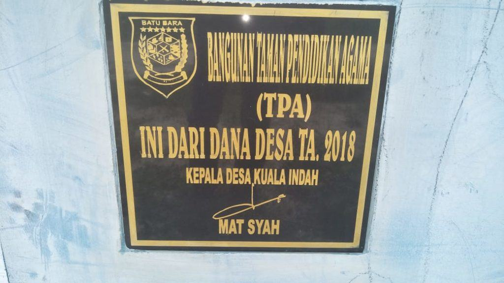 TPA Kuala Indah, Tak Terpakai, Sekdesnya Malah Salahkan Masyarakat
