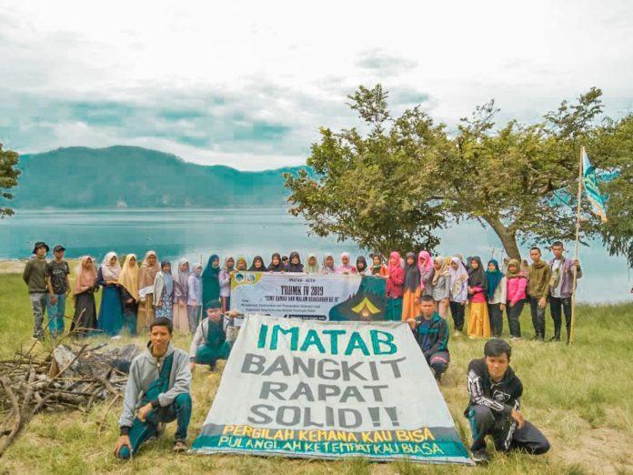 Temu Ramah, IMATAB Aceh Satukan Tujuan Persaudaraan