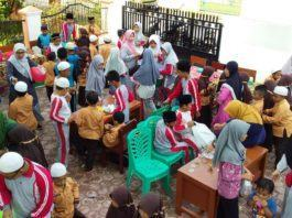 SD IT Darul Adzkia, Gelar Market Day