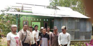 Puting Beliung Labusel, 42 Rumah Warga Rusak