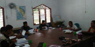BPL HMI Cabang Langkat, Bahas Rancangan Draft Juklak Basic Training