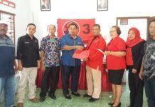 Pilkada Serentak 2020, 11 Nama Mendaftar ke PDIP Binjai