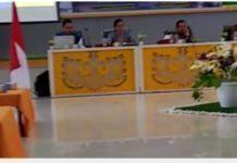 Dispora Labuhanbatu, Rapat Kerja Bersama Pusat Studi UGM