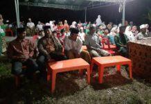 Mahasiswa KKN 56 Unimal, Di Teumpok Teungku Menyemarakkan Tahun Baru Islam