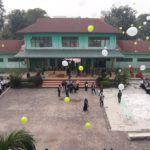 Univa Labuhanbatu, Ratusan Balon Mengudara Dalam PKKMB