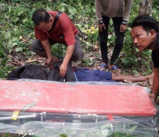 Mayat Labuhanbatu Utara, Ditemukan Karyawan PTPN III