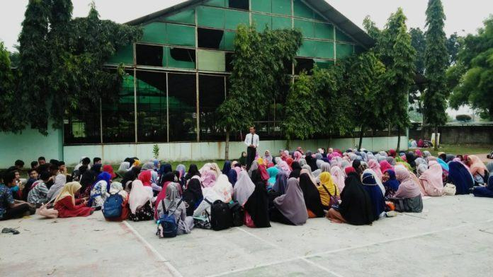HMJ BKI UIN-SU, Laksanakan Diskusi Aktif