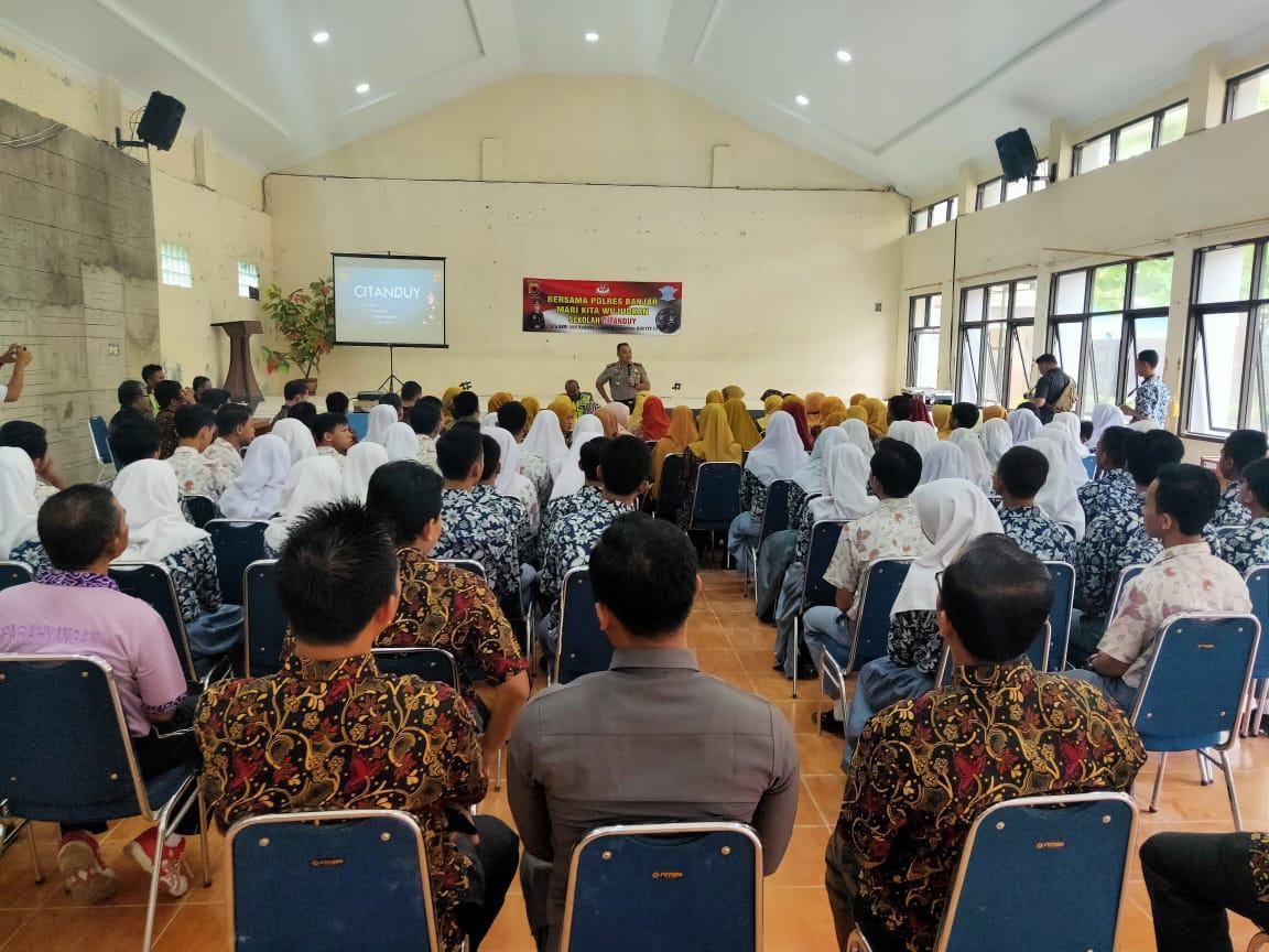 Kapolres Banjar, Gelorakan CITANDUY