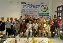 HIPMI Padang Sidempuan, Muhammad Iqbal Harahap Silaturahmi dengan APARA Jakarta
