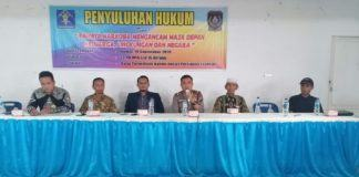 Kapolsek Kampung Rakyat, Penyuluhan Bahaya Narkotika