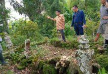 Diatas Bukit Pulau Nias, Situs Nisan Islam Aceh Menyatu dengan Artefak Megalikum