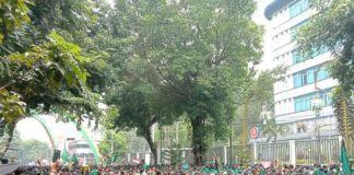 HMI Cabang Medan, Menyesalkan Tindakan Represif Aparat