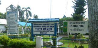 PDAM Tirta Wampu, Anggota DPRD Enggan Berkomentar Pemusnahan Water Meter