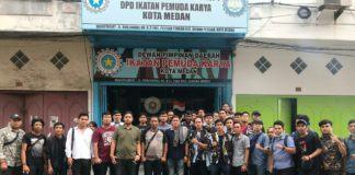 SAPMA IPK Medan, Menolak RUU KPK dan RUU KUHP