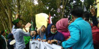 HMI Cabang Langkat, Desak Kapolres Minta Kapolda Bebaskan Mahasiswa