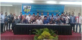 DPD KNPI Sumut, Silaturahmi dengan Pimpinan Organisasi Kepemudaan dan Kemahasiswaan