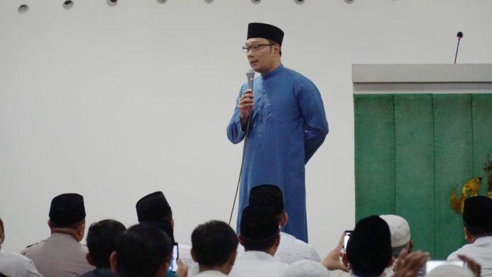 Ridwan Kamil, Shalat Subuh Berjamaah